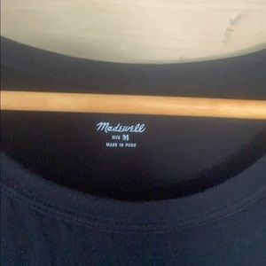 Madewell Tops - Madewell black tee